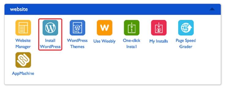 wordpress-installation-button